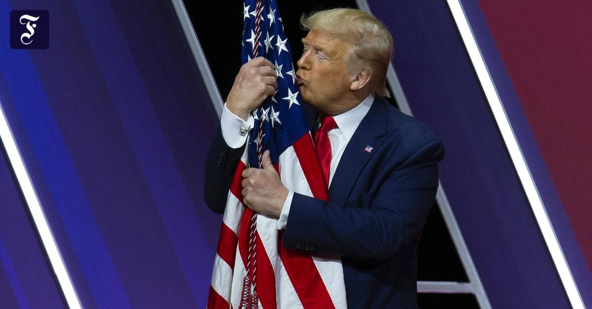 Lara Trump: Schwiegertochter befeuert Spekulationen über Trump-Kandidatur 2024