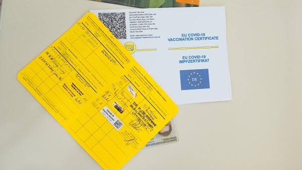 Digitaler Impfausweis der EU gestartet