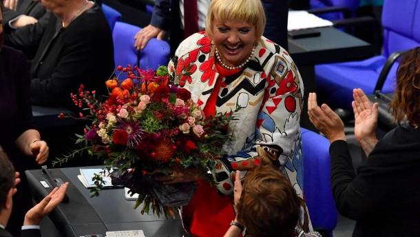Fünf Stellvertreter für Schäuble gewählt