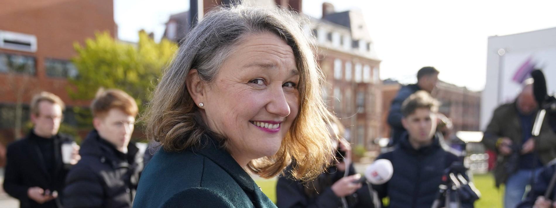 Konservative erringen historischen Wahlsieg in Hartlepool