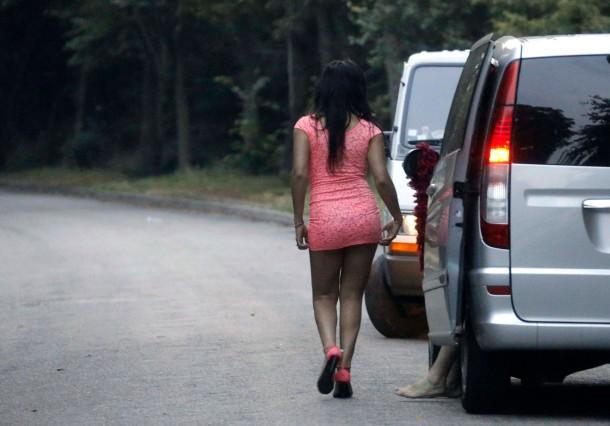 Anhalt sachsen straßenstrich in Prostituierte können