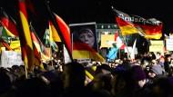 Demonstration in Dresden abgesagt