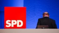 Parteitag in Bonn: Was genau lief schief für Martin Schulz?