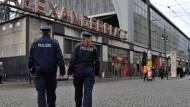 Mangelnde Deutschkenntnisse bei Polizeibewerbern
