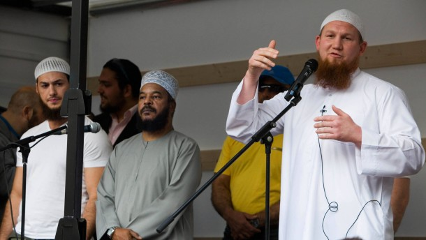 Der Rhein-Main-Salafismus