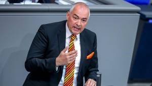 Bundestag hebt Immunität des CDU-Abgeordneten Axel Fischer auf