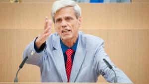 AfD-Politiker Gedeon darf in der Partei bleiben
