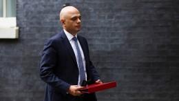 Britischer Gesundheitsminister an Covid-19 erkrankt