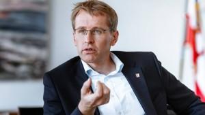Günther fordert Frauenquote für CDU