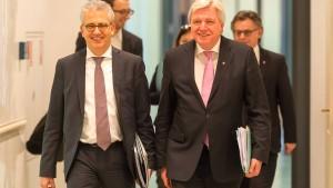 CDU fällt in Hessen unter 30 Prozent