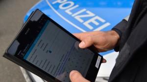 Länder planen gemeinsame Polizei-Datenbank