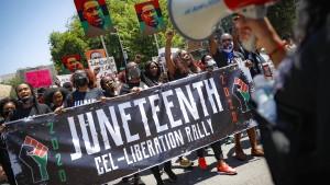 Kongress für landesweiten Feiertag zum Gedenken an Ende der Sklaverei