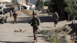 Mindestens zwölf Tote bei Anschlag in Afghanistan