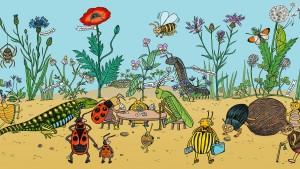 Von Bienen und Bauern