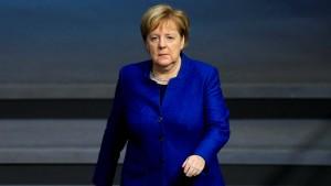 Die Jahre mit Merkel