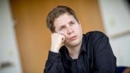 Will programmatische Neuerungen: Der Juso-Vorsitzende Kevin Kühnert