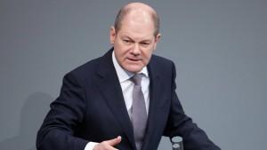 Scholz: SPD hält an Hartz-IV-Grundprinzip fest