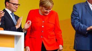 """""""Politik muss Flagge zeigen"""""""