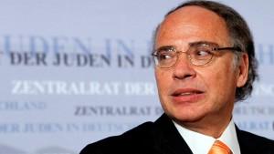 Graumann fordert Engagement muslimischer Verbände