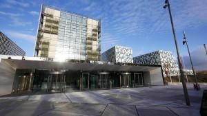 Haager Gericht sieht sich auch für von Israel besetzte Gebiete zuständig