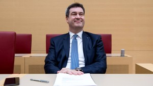 CSU-Vorstand nominiert Söder einstimmig als Vorsitzenden