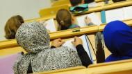 Verspätung: Die Errichtung der Institute für katholische und für islamische Theologie an der Berliner Humboldt-Universität sollte eigentlich bis zum Wintersemester 2018/19 abgeschlossen sein.