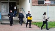 Tschetschenen unter Terrorverdacht