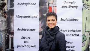"""""""Aufstehen""""-Bewegung zieht auch AfD-Mitglieder an"""