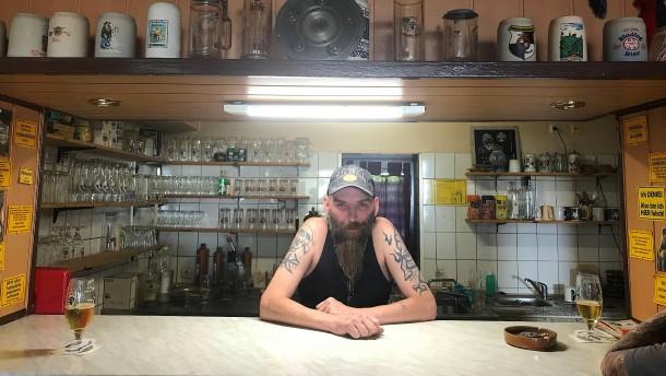 """Kannst de Leud halt ned in de Kopp gugge"""