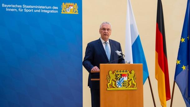 Bayerns Verfassungsschutzbericht darf nicht mehr verbreitet werden