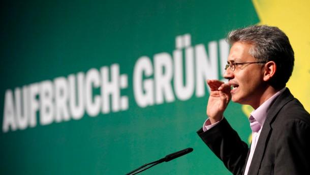 Al-Wazir: Jetzt Weg fuer Urabstimmung bei den Gruenen freimachen