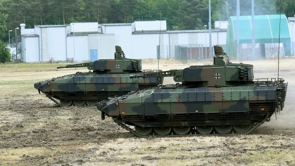 Was die Bundeswehr braucht