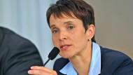 Petry fordert Doppelspitze für die AfD