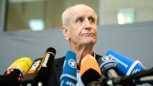 Fraktionen gegen Glaser als Parlaments-Vizepräsident