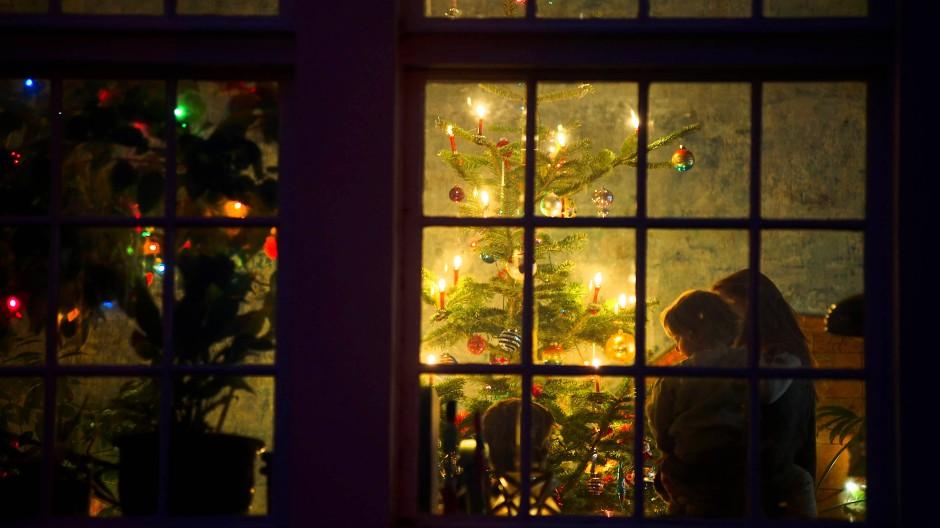 In Gefahr: Das Weihnachtsfest im Kreise der Familie