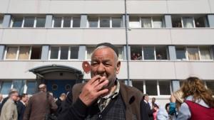 Städtetag fordert mehr Hilfe für Flüchtlinge
