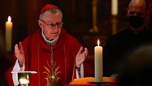 Rom fordert von deutschen Katholiken Gehorsam