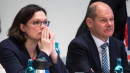 Die SPD in der Sackgasse
