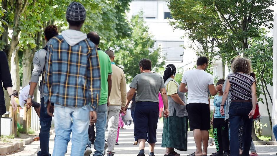 Flüchtlinge: Wie die Bundesregierung Migranten abhalten will