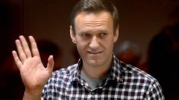 Ärzte appellieren an Nawalnyj, Hungerstreik zu beenden