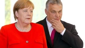 """""""Mit Merkels Flüchtlingspolitik würde ich aus dem Amt gejagt"""""""