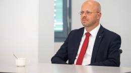 Kalbitz lässt Amt als AfD-Fraktionschef in Brandenburg ruhen