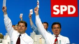 Die SPD – Partei der Arbeit oder der Arbeitslosen?