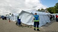 Grün-Rot will Erstaufnahmeplätze für Flüchtlinge erhöhen