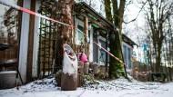 Der Campingplatz im nordrhein-westfälischen Lügde, auf dem mindestens 31 Kinder missbraucht worden sein sollen.
