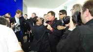Eklat bei al-Sisi-Besuch in Berlin