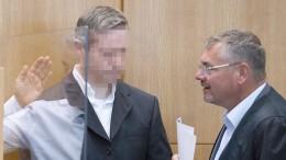 Hauptangeklagter gesteht tödlichen Schuss auf Walter Lübcke