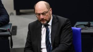 Die Sehnsucht der SPD