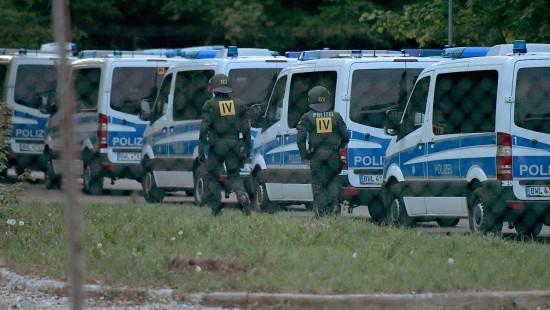 Polizei schnappt Gesuchten