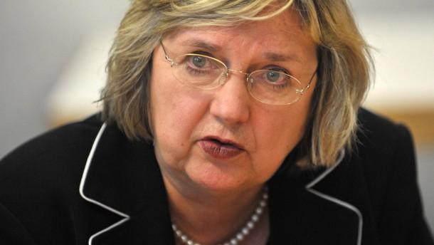 dpa Die Bremer Gesundheits- und Bildungssenatorin <b>Renate Jürgens-Pieper</b> - die-bremer-gesundheits-und